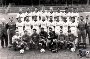 Бабельсберг 96/97 верхний ряд третий слева