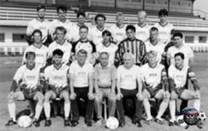 ФК Слован Дусло-Шаля 92/93 средний ряд первый слева
