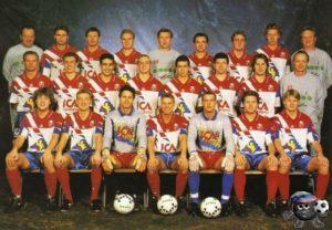 Эстер ИФ  Векшё 1993