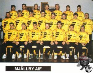АИФ Мьельбю Хеллевик 1993